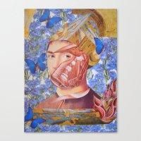 SALVATOR MUNDI Canvas Print