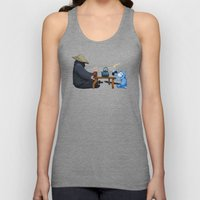 Tea for Two Unisex Tank Top