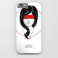 Whispers & Tongue iPhone 6 Slim Case
