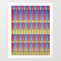 Abstract 18 Art Print