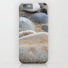 Beach Pebbles iPhone 6 Slim Case