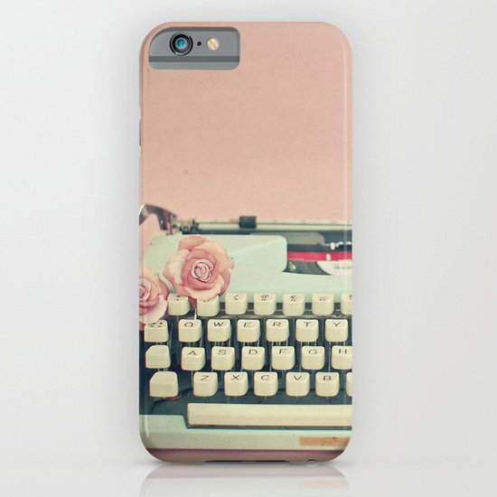Love Letter iPhone & iPod Case