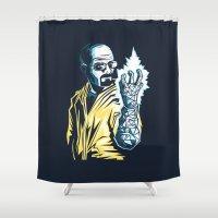 The Iceman Cometh Shower Curtain