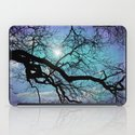 SILENT TREE iPad Case