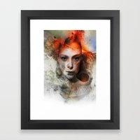 Mothcharmer Framed Art Print