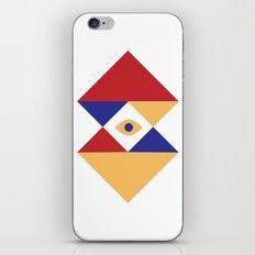 T R I | Eye iPhone & iPod Skin