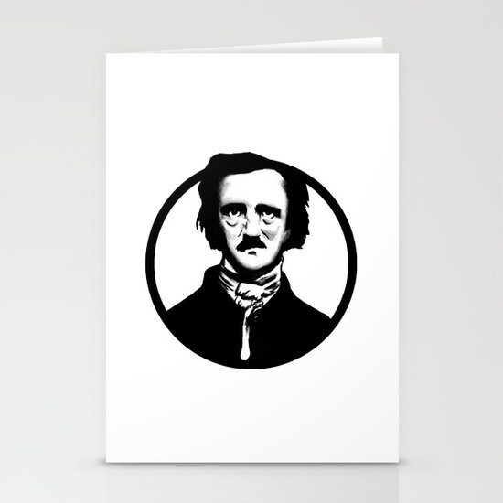 Poe Stationery Card