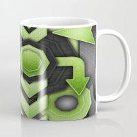 Strike Out! Mug