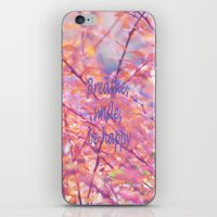 Autumn Rainbow iPhone & iPod Skin