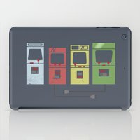 Arcade Machines iPad Case