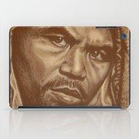 round 12..manny pacquiao iPad Case