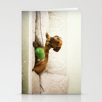Toffee Stationery Cards