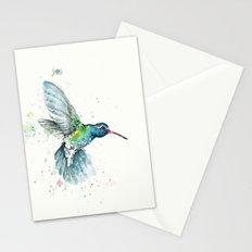 Hummingbird Flurry Stationery Cards