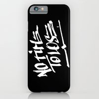 NO TIME TO LOSE iPhone 6 Slim Case