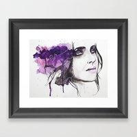 Chiara Framed Art Print