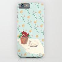 Xmas Of Cat iPhone 6 Slim Case