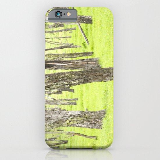 Neon Green  iPhone & iPod Case