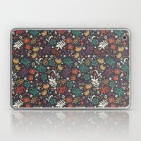 Midnight Florals Laptop & iPad Skin