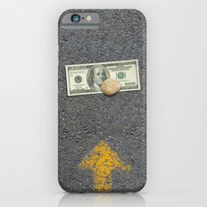 Up Road - Sideline money iPhone 6 Slim Case