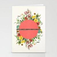 Organic Beauty_1 Stationery Cards