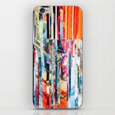 STRIPES 22 iPhone & iPod Skin