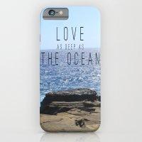 LOVE DEEP  iPhone 6 Slim Case