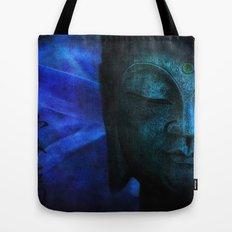blue balance Tote Bag