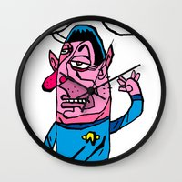 the wars are not the only way, there is the trek too Wall Clock