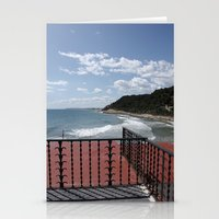 summertime  Stationery Cards