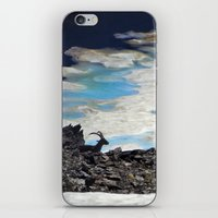 Mountains Wildlife. Moun… iPhone & iPod Skin