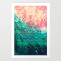 Mantra 2 - for iphone Art Print