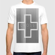 T-shirt featuring Cross by Jane Lacey Smith