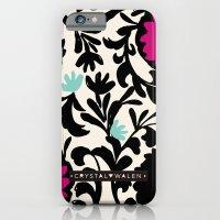 Suzanna Flower iPhone 6 Slim Case
