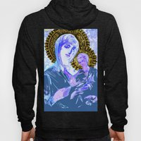 Mary and Jesus  Hoody