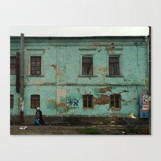 UMAN - WALKING Canvas Print