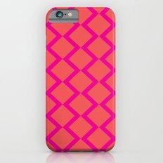 Orange Diamond iPhone 6 Slim Case