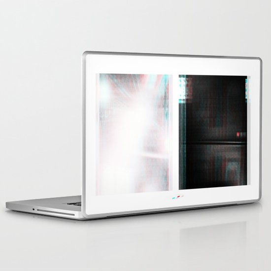 Lights & Speakers (Party Monster) Laptop & iPad Skin