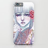 iPhone & iPod Case featuring Emotions by Tanzer Dragon