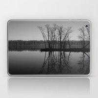 Mississippi mirror Laptop & iPad Skin