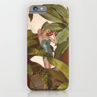 iPhone & iPod Case featuring FOLIAGE by Beth Hoeckel Collage & Design