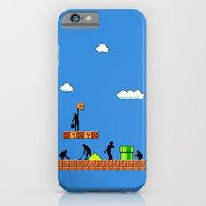 Super Clean Up Slim Case iPhone 6s