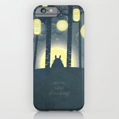 Totoro ' S Dream  iPhone 6 Slim Case