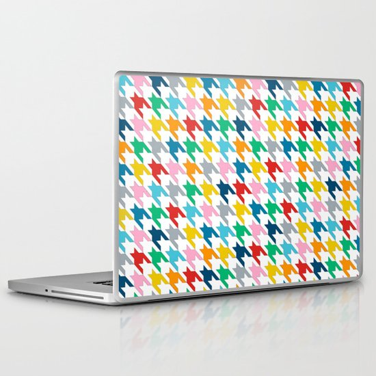 Puppytooth Laptop & iPad Skin