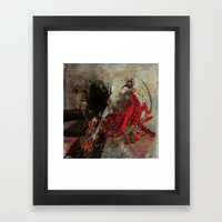 lussuria Framed Art Print