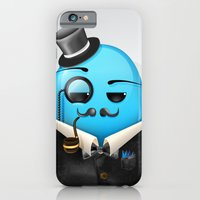 iPhone & iPod Case featuring Serious Business by João Guiomar