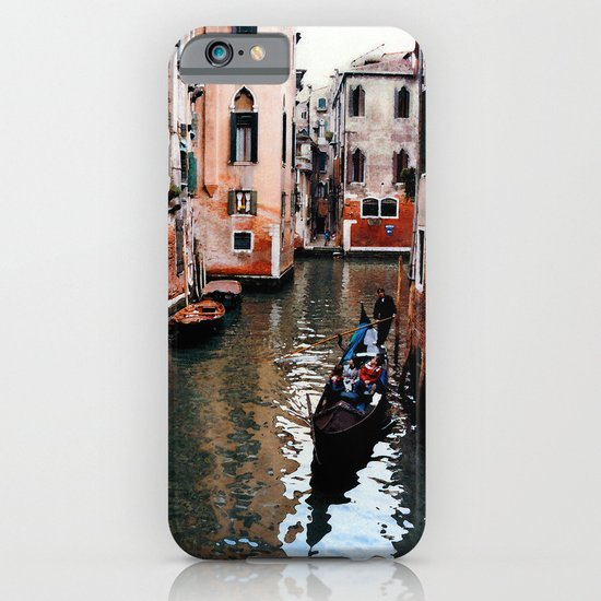 Venice Italy iPhone & iPod Case
