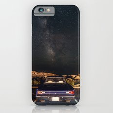 Drive in Milky Way iPhone 6s Slim Case