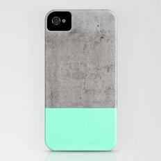 Sea on Concrete Slim Case iPhone (4, 4s)