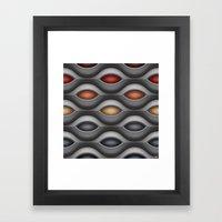 Raccordo Framed Art Print