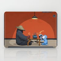 Tea for Two iPad Case